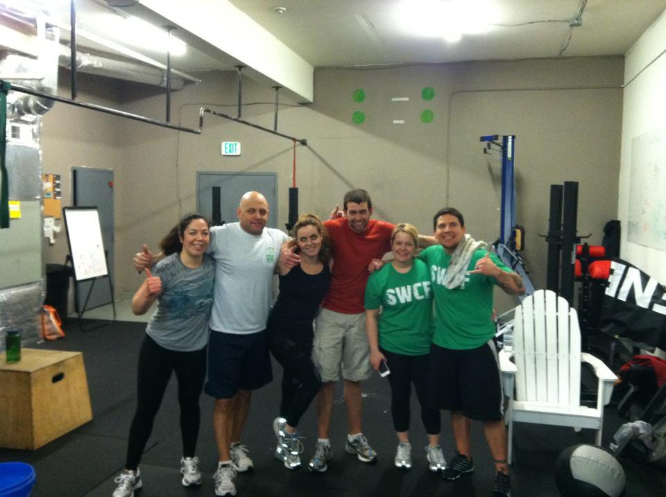 Monday - Week 2 of Wendler's 531 Strength Training Program