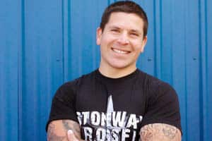 Stoneway CrossFit owner and coach Scott Rodriguez