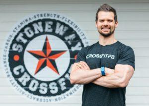 Stoneway Crossfit Coach Joe